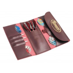 Leather 4 Fold Wallet