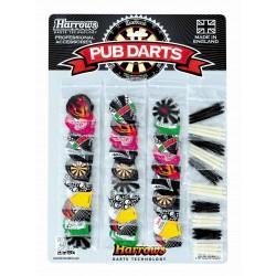 Pub Darts Showcard